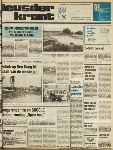 Leusder Krant 1982-09-14