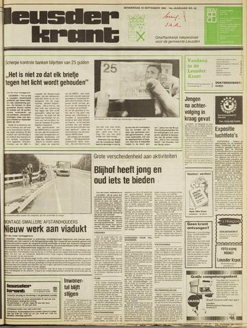 Leusder Krant 1982-09-16