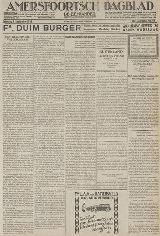 Amersfoortsch Dagblad / De Eemlander 1928-09-08