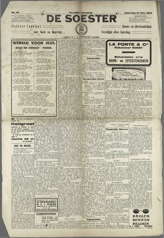 Soester Courant 1924-12-27