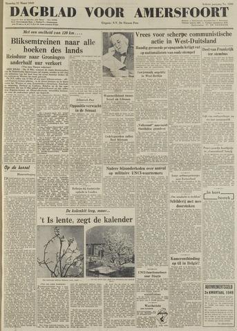 Dagblad voor Amersfoort 1949-03-21