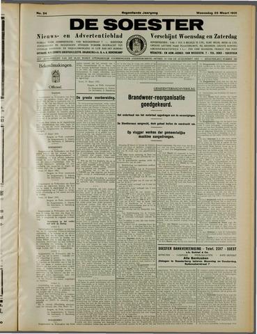 De Soester 1931-03-25
