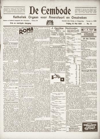 De Eembode 1929-05-10
