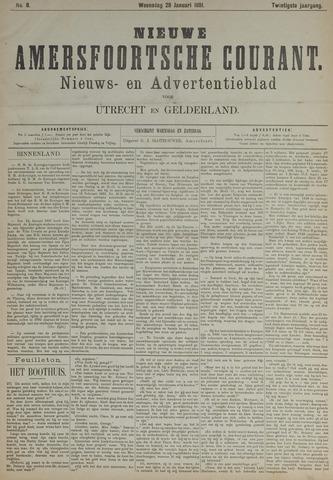 Nieuwe Amersfoortsche Courant 1891-01-28