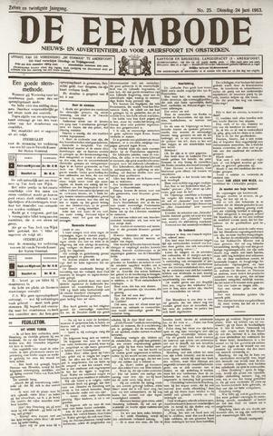 De Eembode 1913-06-24