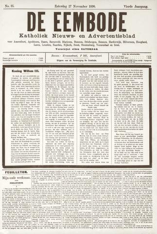 De Eembode 1890-11-27