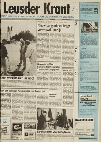 Leusder Krant 1992-08-26