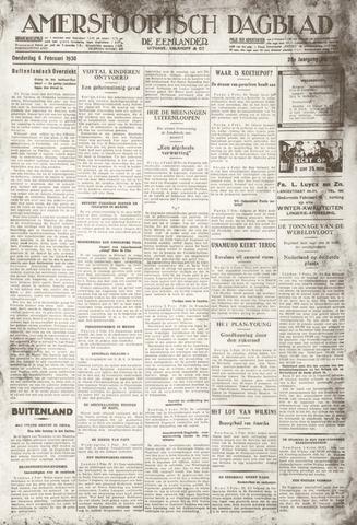 Amersfoortsch Dagblad / De Eemlander 1930-02-06