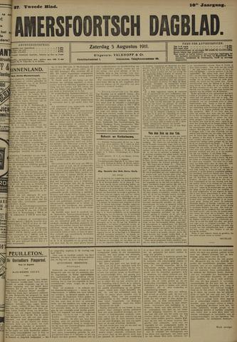 Amersfoortsch Dagblad 1911-08-05