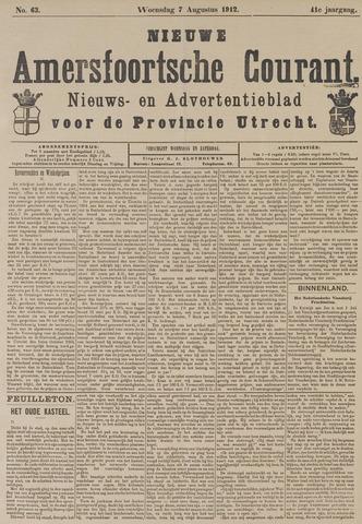 Nieuwe Amersfoortsche Courant 1912-08-07