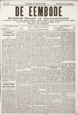 De Eembode 1906-02-10