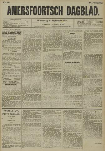 Amersfoortsch Dagblad 1904-09-21