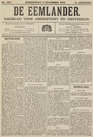De Eemlander 1910-11-03