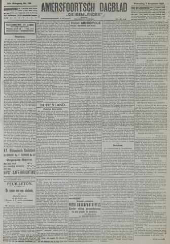 Amersfoortsch Dagblad / De Eemlander 1921-12-07