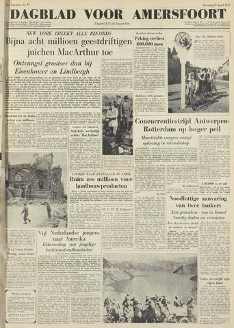 Dagblad voor Amersfoort 1951-04-21