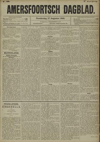 Amersfoortsch Dagblad 1908-08-27