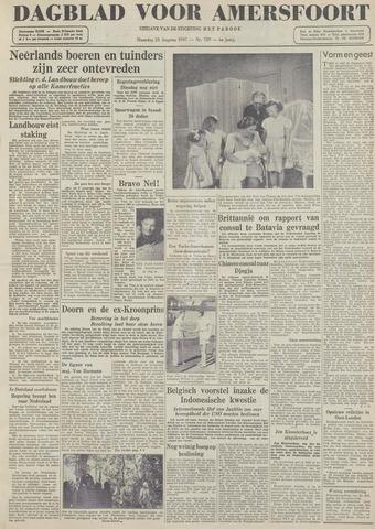 Dagblad voor Amersfoort 1947-08-25