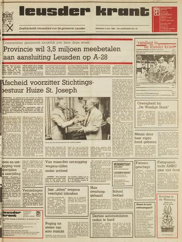 Leusder Krant 1986-07-08
