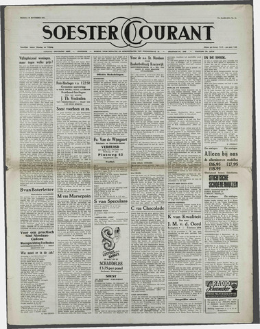 Soester Courant 1951-11-30