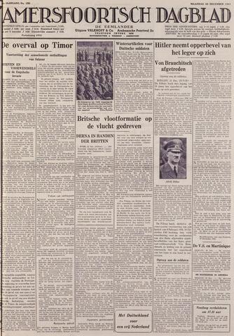 Amersfoortsch Dagblad / De Eemlander 1941-12-22