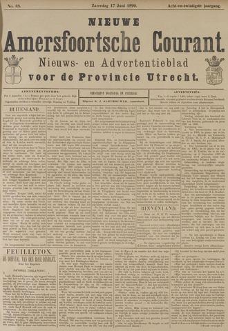 Nieuwe Amersfoortsche Courant 1899-06-17