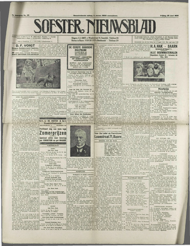 Soester Courant 1926-06-25