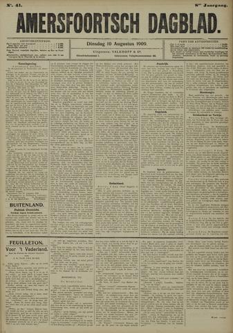 Amersfoortsch Dagblad 1909-08-10