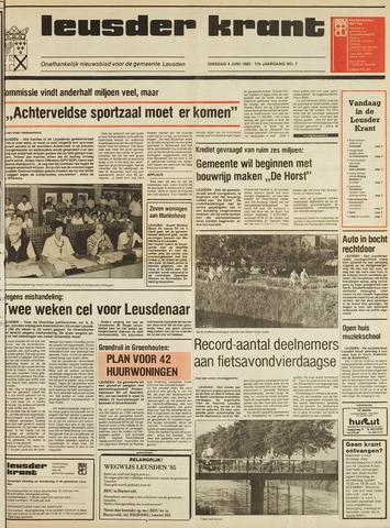 Leusder Krant 1985-06-04