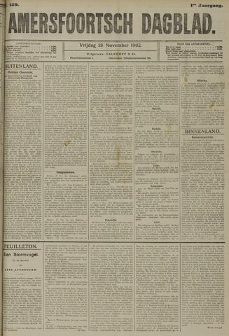 Amersfoortsch Dagblad 1902-11-28