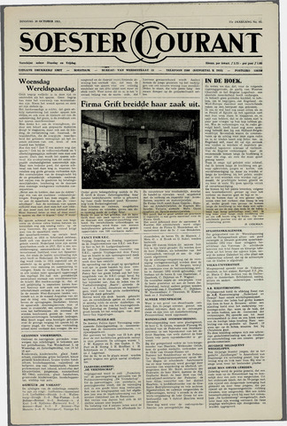 Soester Courant 1951-10-30