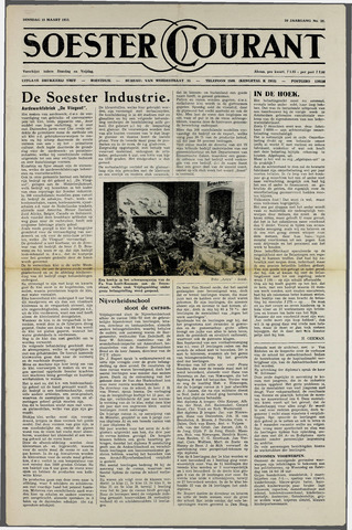 Soester Courant 1952-03-18