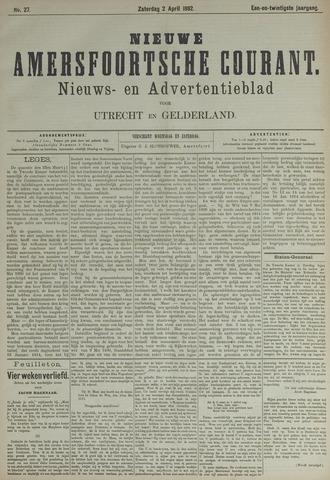 Nieuwe Amersfoortsche Courant 1892-04-02