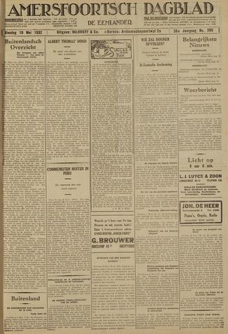 Amersfoortsch Dagblad / De Eemlander 1932-05-10