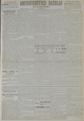 Amersfoortsch Dagblad / De Eemlander 1921-04-28