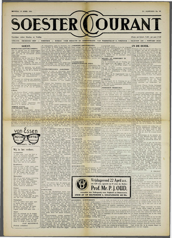 Soester Courant 1955-04-19