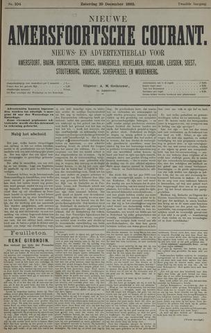 Nieuwe Amersfoortsche Courant 1883-12-29