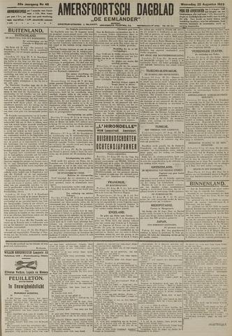 Amersfoortsch Dagblad / De Eemlander 1923-08-22