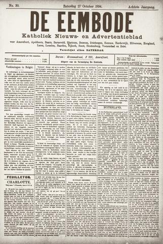 De Eembode 1894-10-27