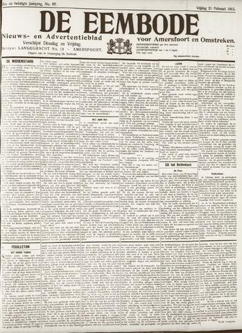 De Eembode 1913-02-21