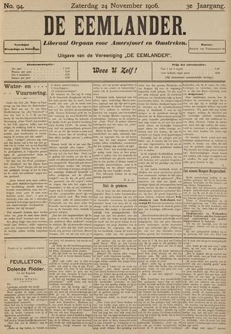 De Eemlander 1906-11-24