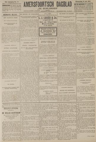 Amersfoortsch Dagblad / De Eemlander 1927-07-13