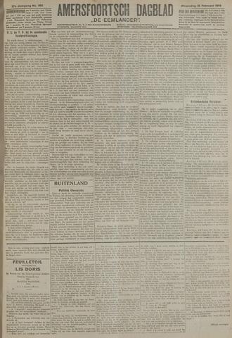 Amersfoortsch Dagblad / De Eemlander 1919-02-12