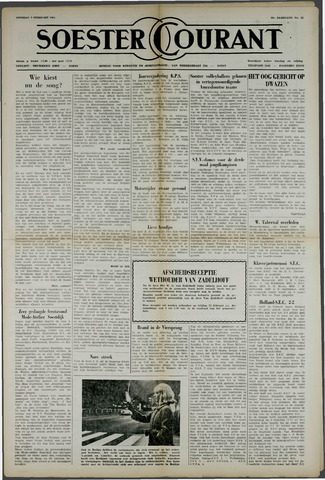 Soester Courant 1965-02-09