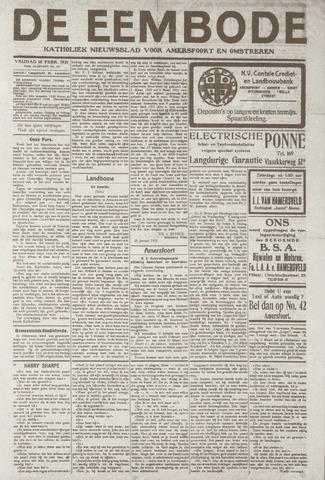 De Eembode 1921-02-18