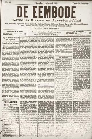 De Eembode 1899-01-14