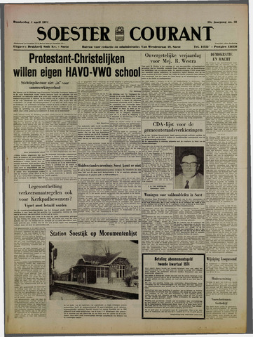 Soester Courant 1974-04-04