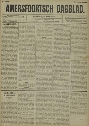 Amersfoortsch Dagblad 1909-03-11