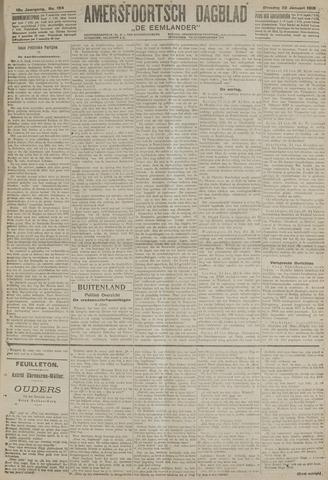 Amersfoortsch Dagblad / De Eemlander 1918-01-22