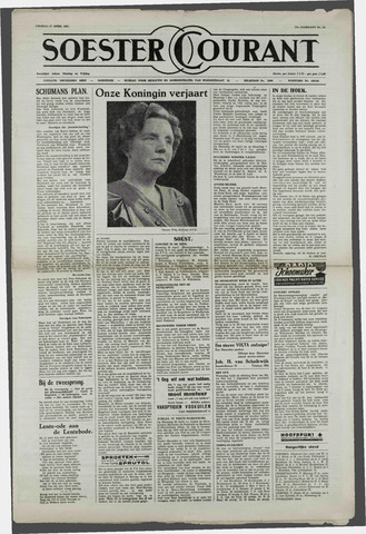 Soester Courant 1951-04-27