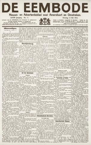De Eembode 1914-05-12